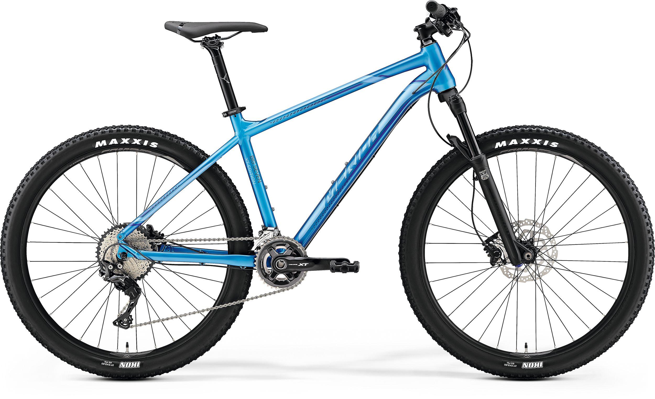 Big Seven Xt Edition Merida Bikes