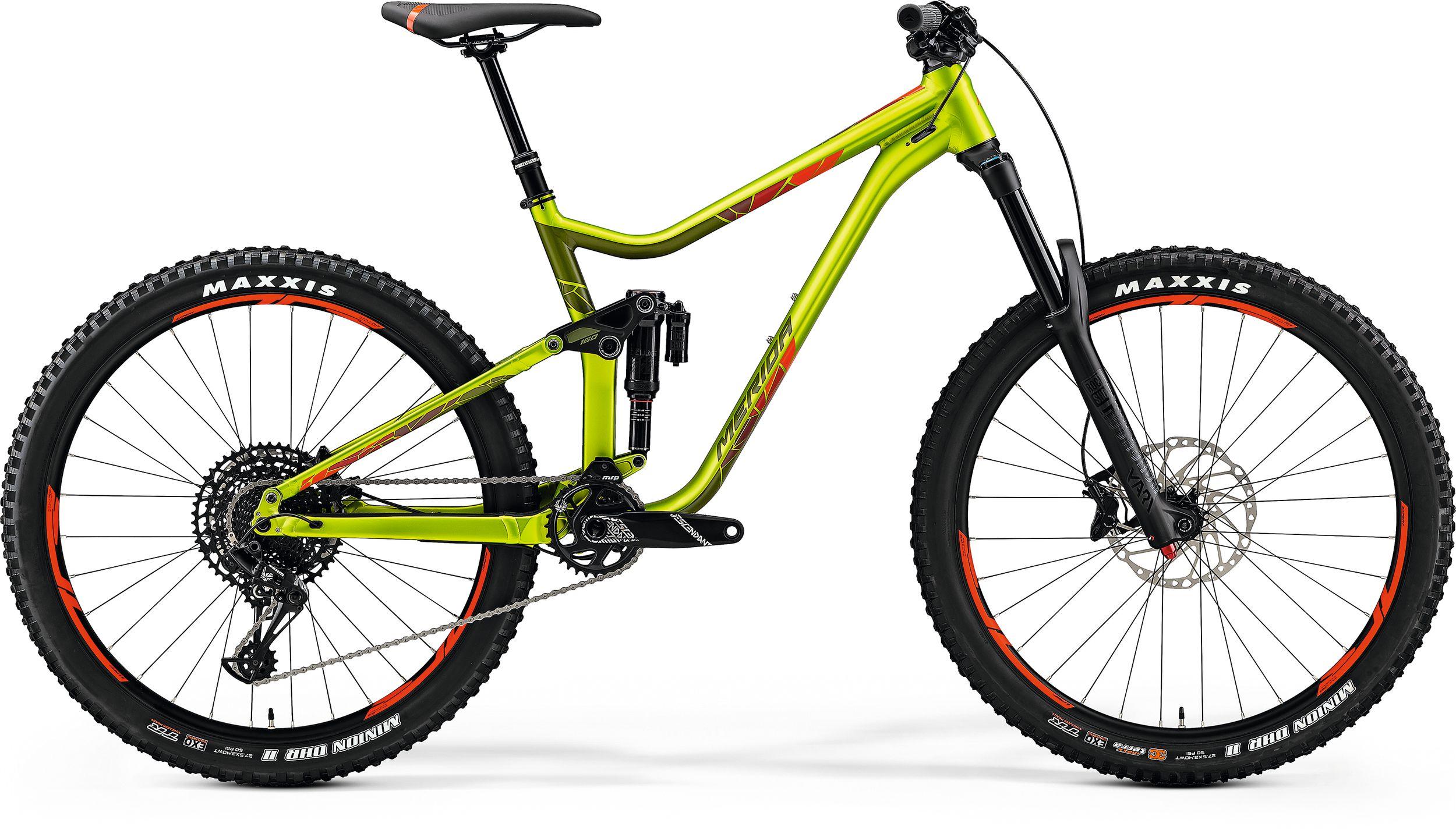 One Sixty 600 Merida Bikes