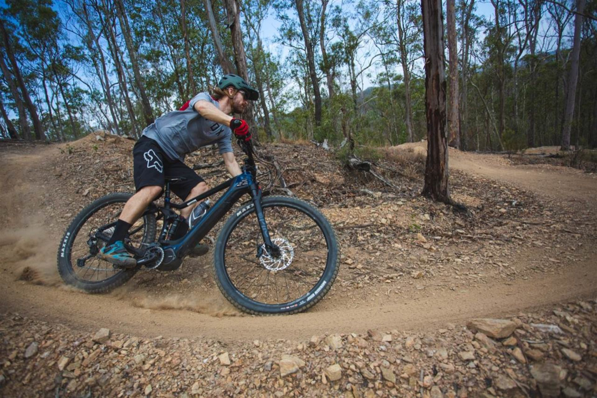 merida, eone forty, ebike, eone forty 8000, amb mag, bike test, review, emtb, tested, carbon, alloy, shimano