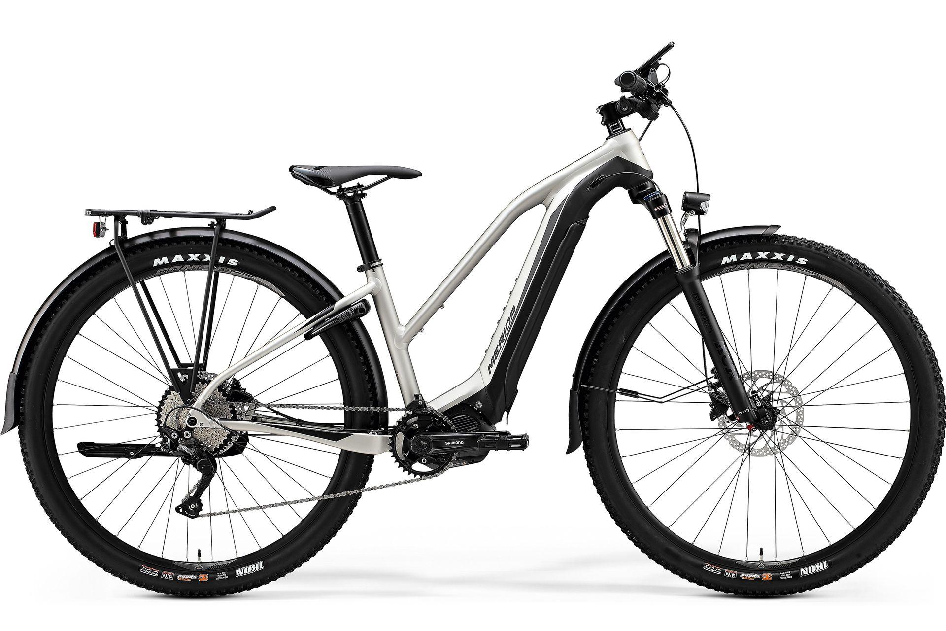 Merida eBig.Tour, eBig,Tour, rower elektryczny, e-bike, Shimano Steps, rower elektryk