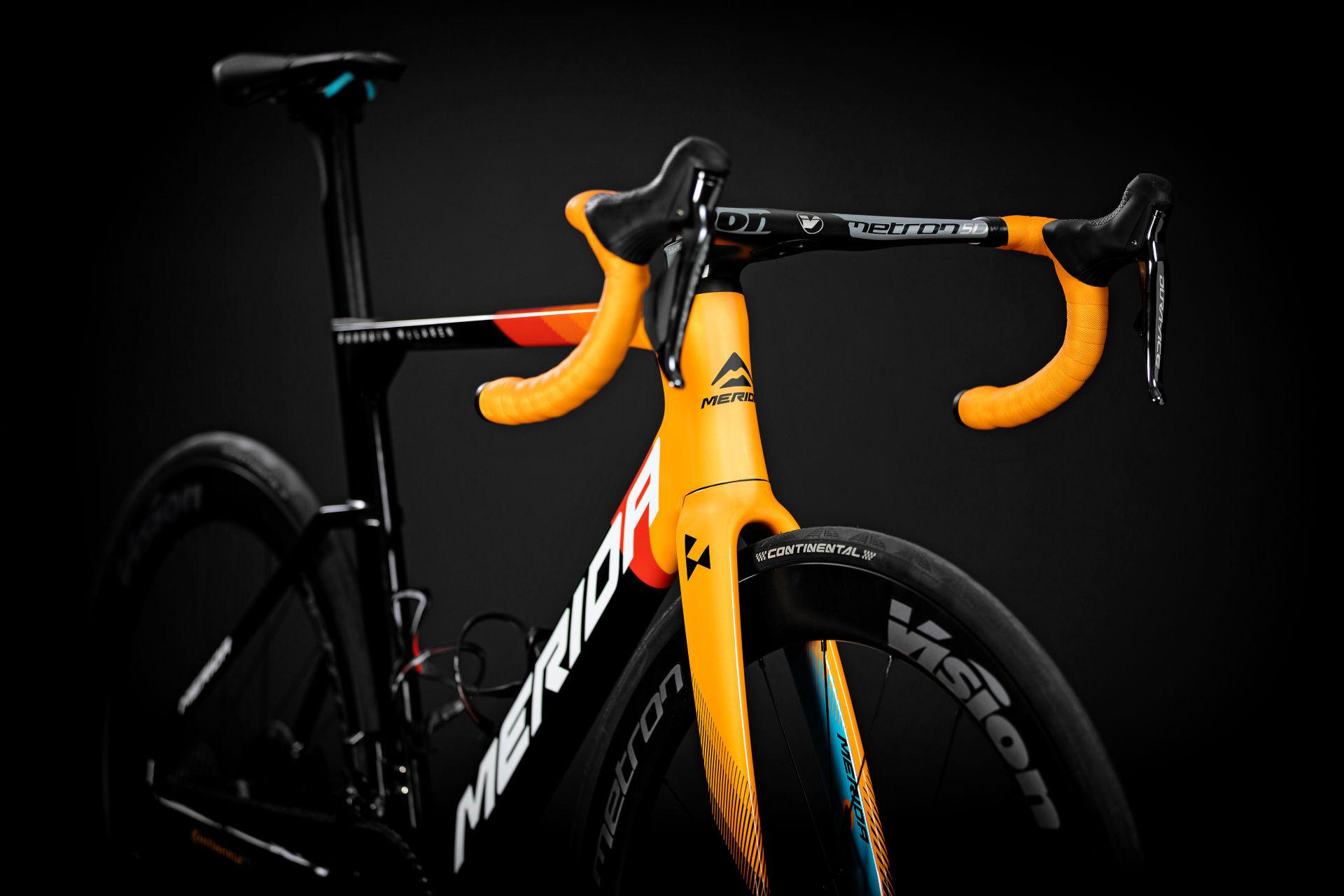 Merida Reacto, nowe Reacto, Reacto Disc, Bahrain McLaren, rowery Merida, rowery szosowe Merida, rowery szosowe, rower szosa, rowery aero, rower aero