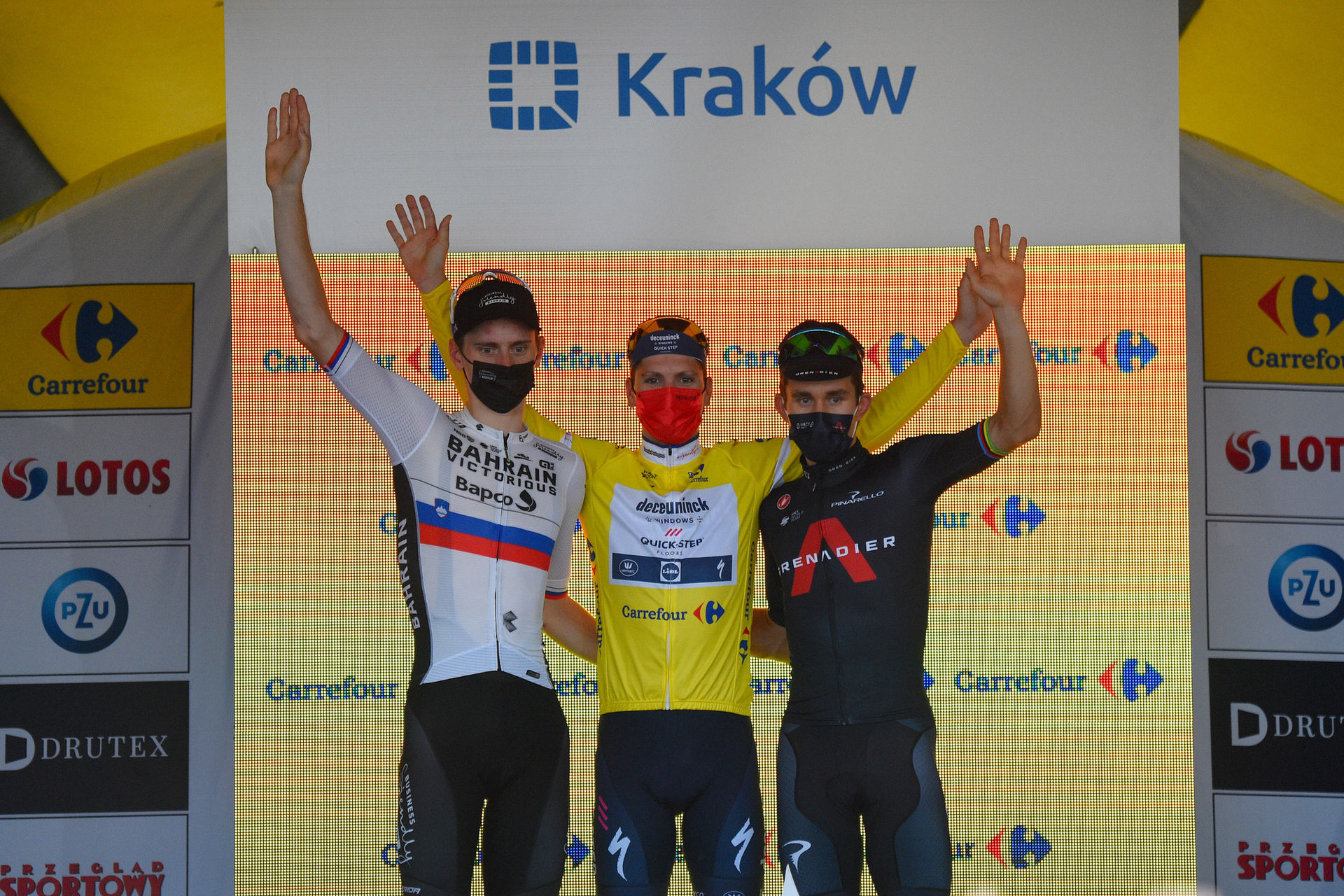 Matej Mohoric, Tour de Pologne, Bahrain Victorious, Merida Reacto