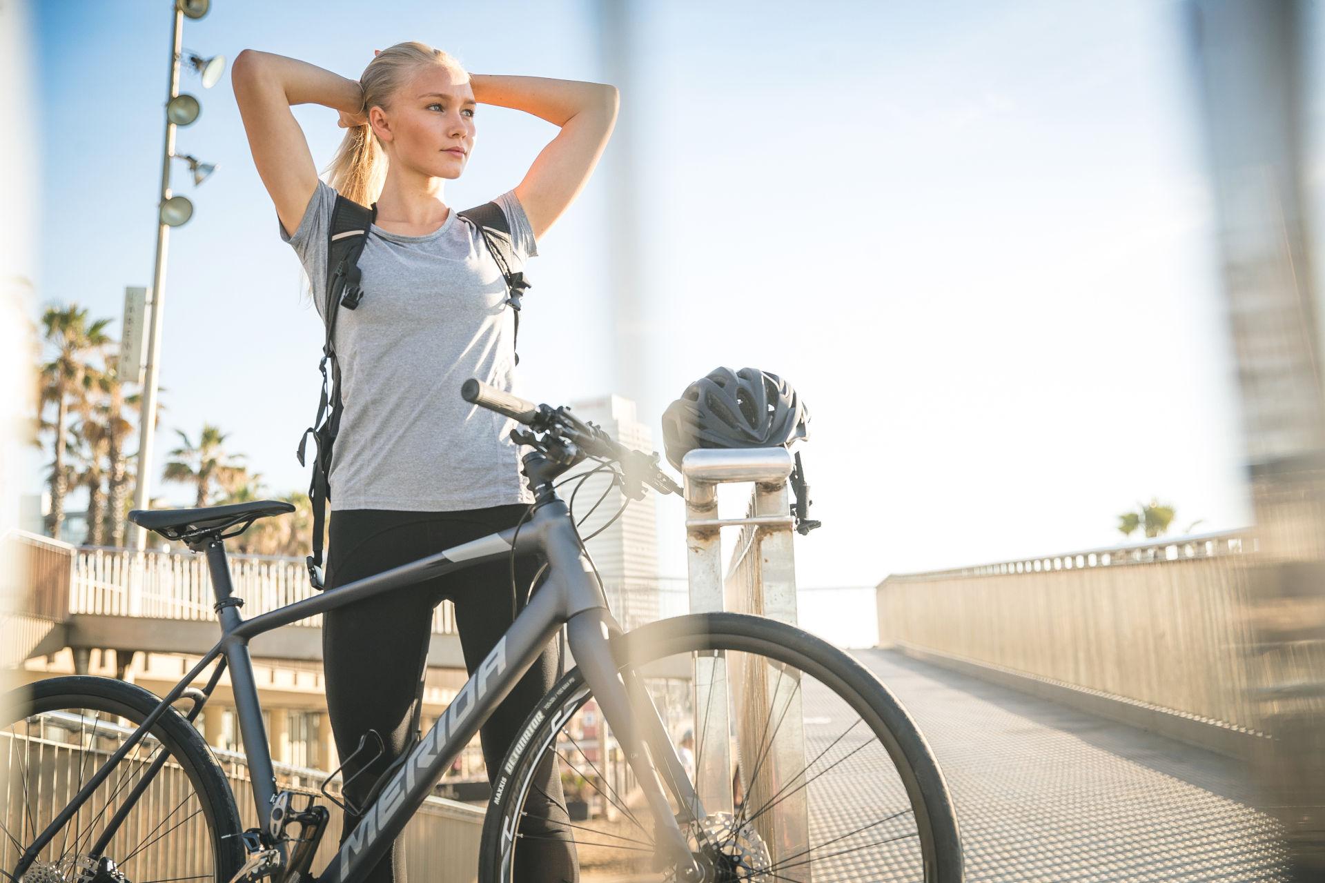 Merida Speeder, Speeder, rower szosowy z prostą kierownicą, Merida Speeder 2020