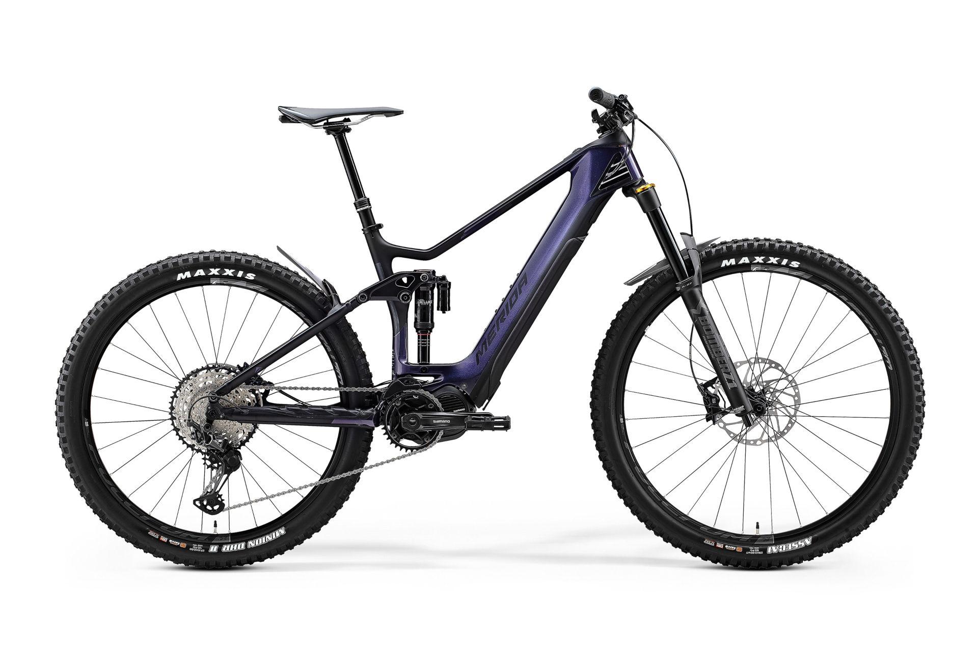 eOne-Sixty, rower elektryczny, rowery elektryczne, e-bike, e-bikes, eMTB, Shimano Steps, Merida eOne-Sixty 8000, eOne-Sixty 8000, górski e-bike, górski rower elektryczny