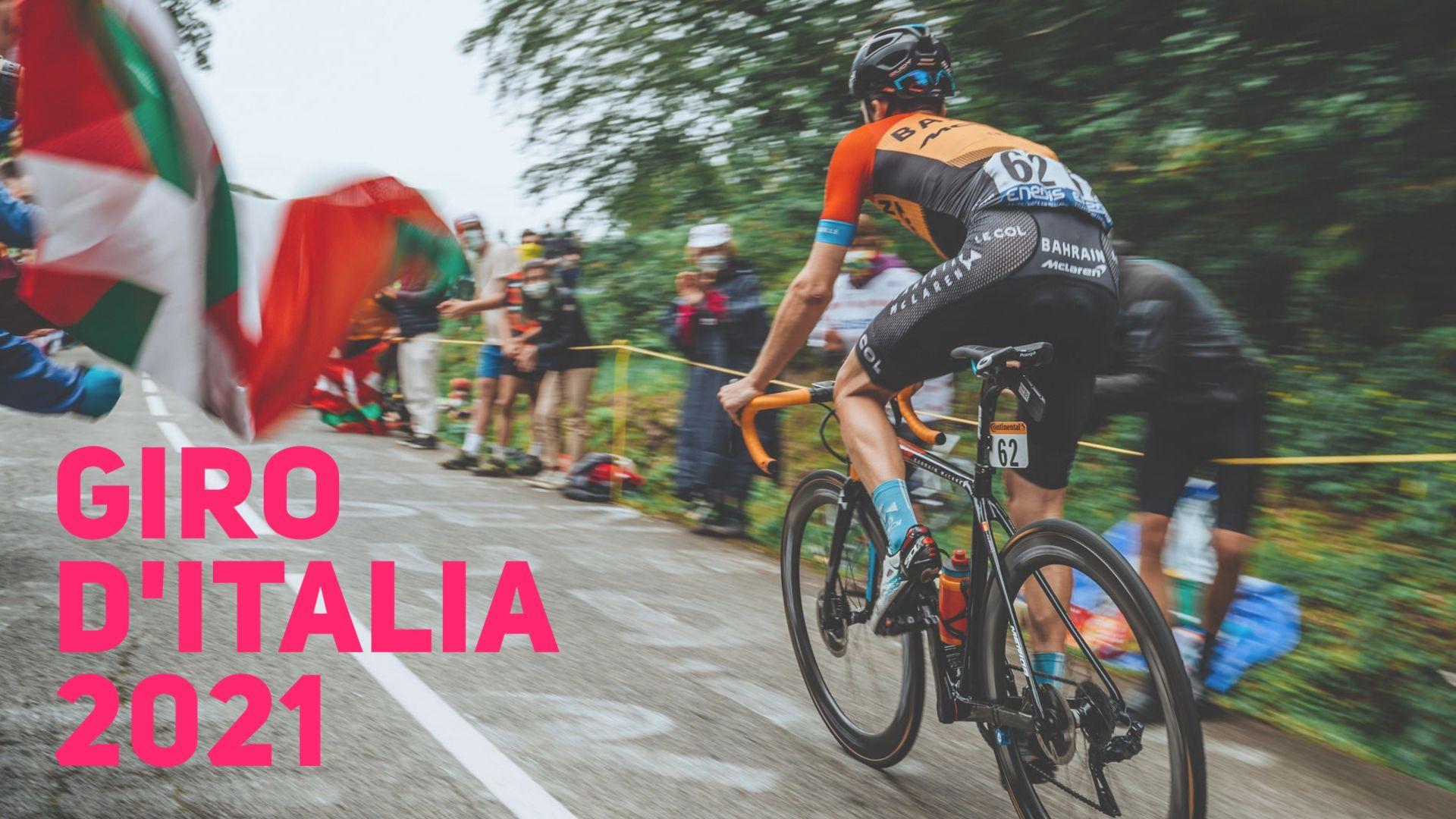 Giro d'Italia, Mikel Landa, rowery Merida, Bahrain Victorious