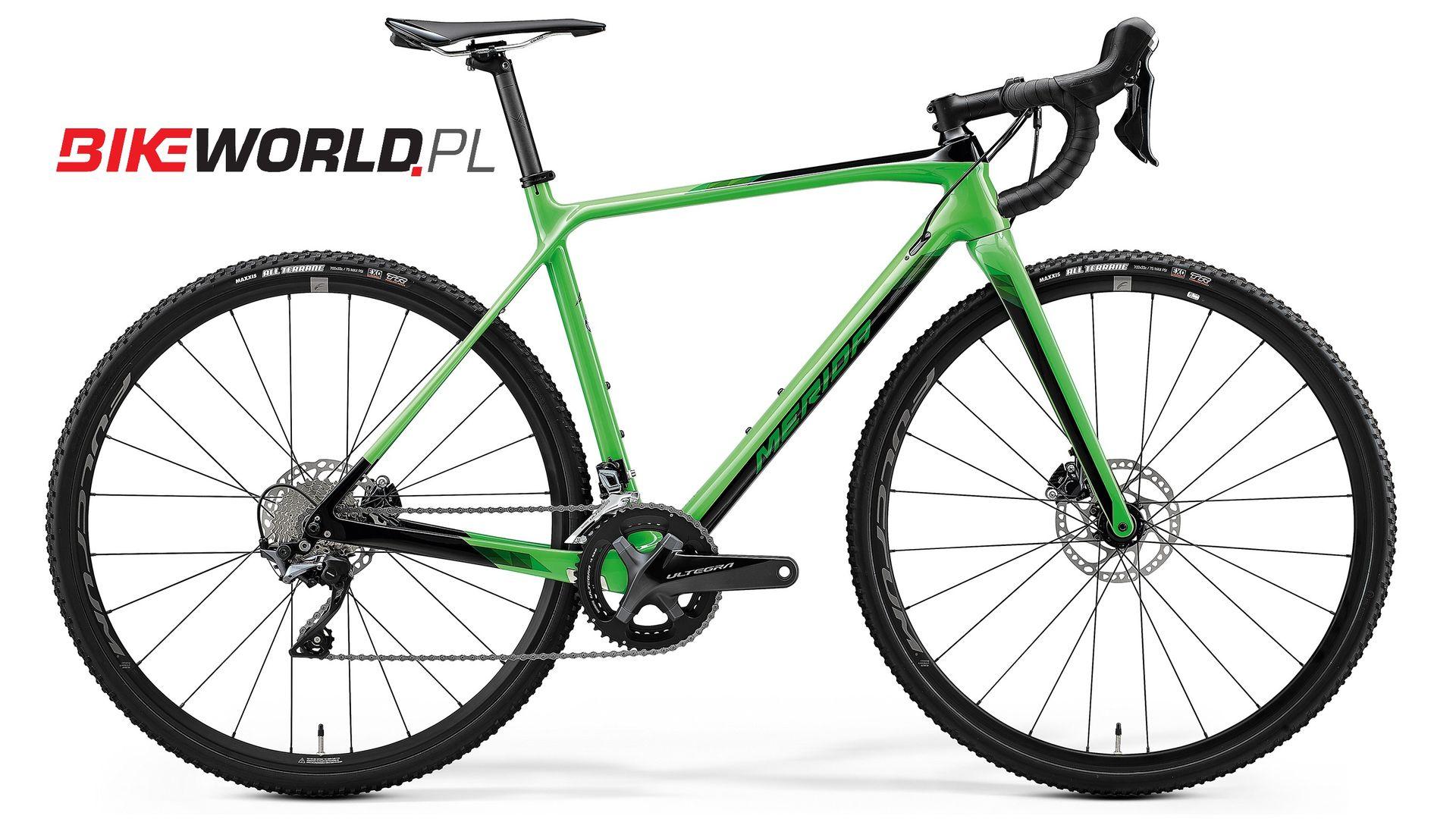 rower przełajowy Merida, rowery przełajowe, przełajówka, Merida Mission CX 7000, przełaje, rower przełaj, rower przełajowy