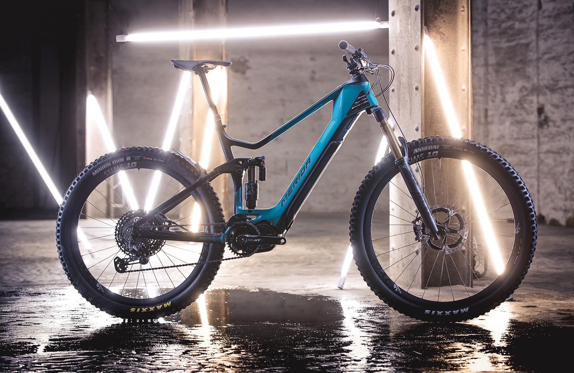 eOne-Sixty, rower elektryczny, rowery elektryczne, e-bike, e-bikes, eMTB, Shimano Steps