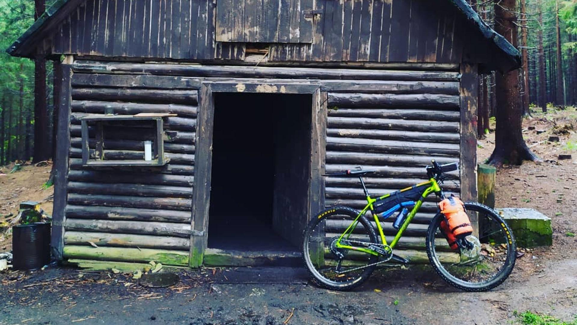 Bushcraftowy wypad rowerowy Merida Big.Nine NX-Edition bikepacking