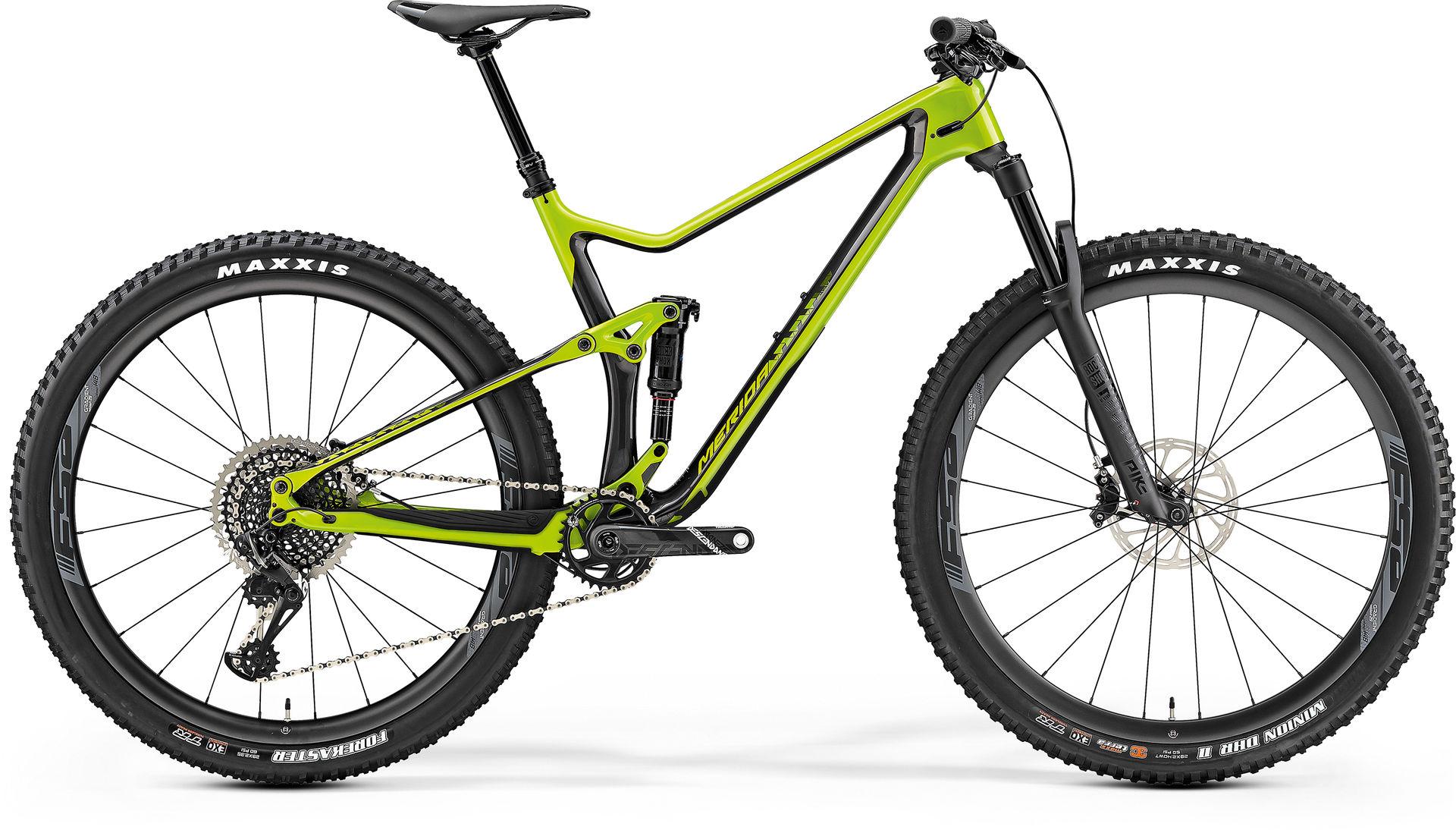 detail merida bikes