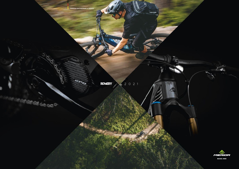 katalog 2021 Merida, rowery Merida 2021 katalog