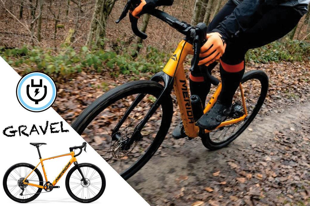 eSilex 600+ gravel e-bike