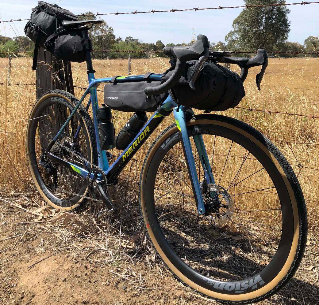 tasmania, austrlia, bike rides, bike tour, gravel, silex, cyclocross, shimano, tasman,