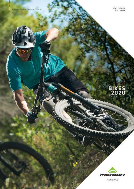 2020 Merida bikes catalogue, merida archive