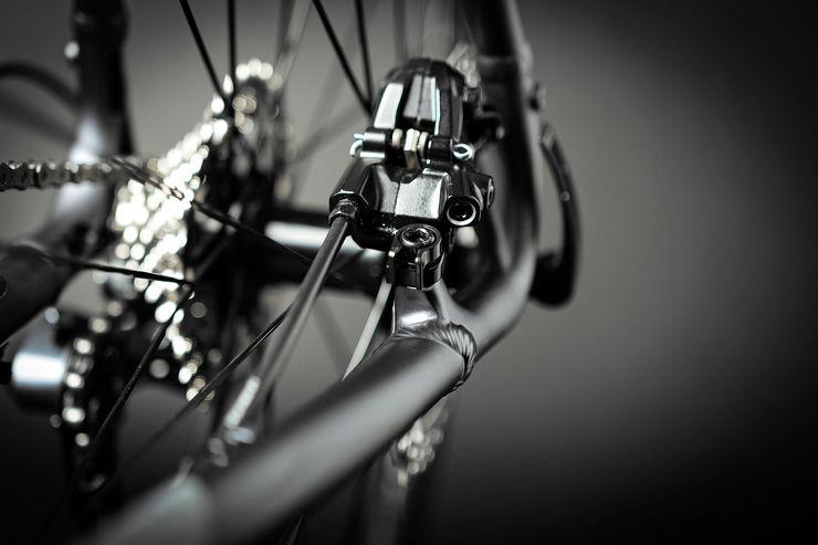hamulce tarczowe rower Merida Speeder